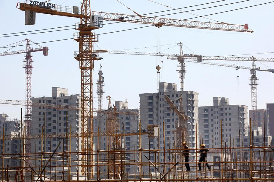 Giá thép tăng trở lại nhờ số lượng dự án xây dựng tăng