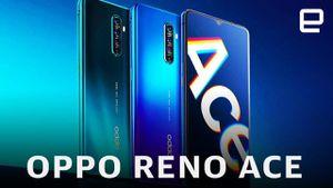 Chiêm ngưỡng Oppo Reno Ace: màn hình 90Hz cùng camera xịn xò