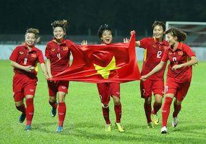 Lịch thi đấu môn bóng đá nữ SEA Games 30
