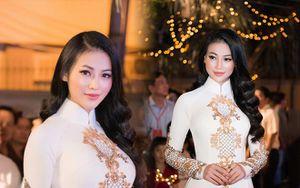 Xuất hiện tại quê nhà Bến Tre, Phương Khánh được fan khen ngoài đời đẹp hơn trong ảnh hàng trăm lần