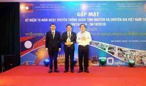 Thấm đẫm tình ruột thịt anh em Việt - Lào