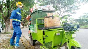 Đà Nẵng: Vì sao xe điện ba gác thu gom rác chưa được cấp phép?