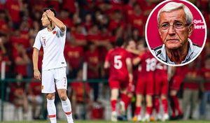 Báo Trung Quốc: 'Bóng đá Trung Quốc là mồ chôn các HLV đẳng cấp thế giới'