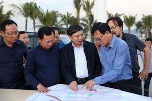 Bí thư Tỉnh ủy kiểm tra tình hình quản lý đất đai, xây dựng và trật tự đô thị tại TP Hạ Long