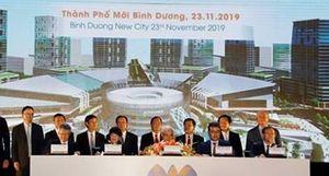 Hợp tác chiến lược phát triển TTTM Thế giới Thành phố mới Bình Dương