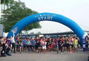 Hào hứng cuộc chạy 'Nhật Bản trong lòng Việt Nam'