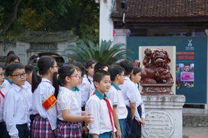 Hà Nội với du lịch giáo dục: Tận dụng tài nguyên di sản