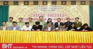 300 doanh nghiệp Hà Tĩnh cam kết chấp hành quy định pháp luật trong sản xuất, kinh doanh