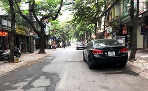 Tại phường Nghĩa Đô, quận Cầu Giấy: Tái diễn tình trạng vi phạm trật tự đô thị