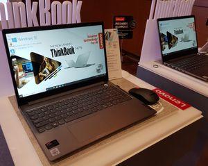 Lenovo ra mắt 2 mẫu laptop ThinkBook 14 và ThinkBook 15 tại Việt Nam