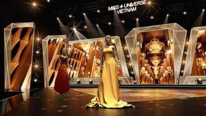 Hé lộ sân khấu đẳng cấp quốc tế tại Hoa hậu Hoàn vũ Việt Nam 2019