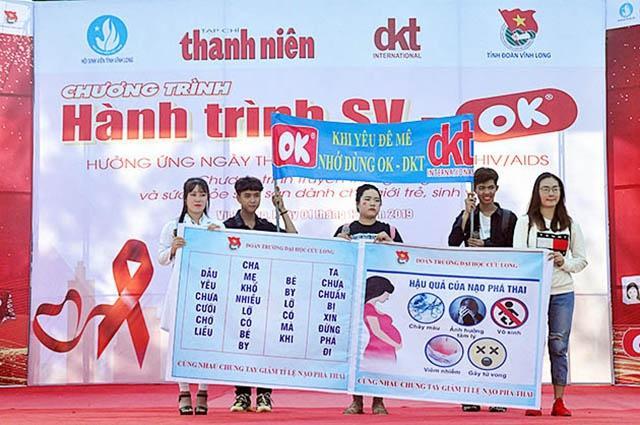 Mỗi năm Việt Nam có thêm 10 nghìn ca nhiễm HIV