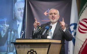 Iran lên tiếng ủng hộ nỗ lực hạ nhiệt căng thẳng khu vực