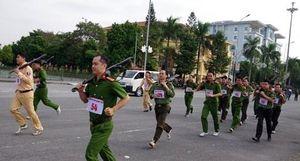 Công an tỉnh Hưng Yên tổ chức Giải chạy vũ trang – việt dã năm 2019