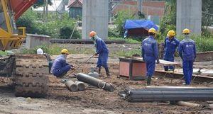 Dự án cao tốc Trung Lương - Mỹ Thuận: Công nhân làm việc xuyên Tết để đảm bảo tiến độ