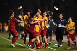 Đội tuyển nữ Việt Nam gặp đội tuyển nữ Thái Lan ở trận chung kết