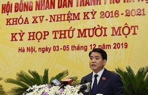 'Không có lý gì để người dân nông thôn Hà Nội dùng nước không hợp vệ sinh'