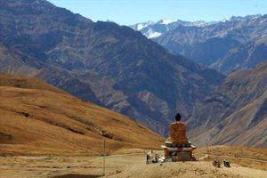 Biến đổi khí hậu : Ngôi làng Phật giáo cao nhất thế giới đang kêu cứu