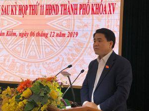 Chủ tịch Hà Nội: 'Không để cho công ty nào vào đây làm trò đùa'