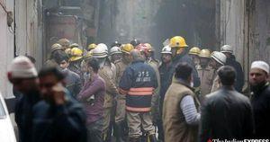 Ma trận hẻm 'thổi bùng' đám cháy lớn, gần 50 người thiệt mạng