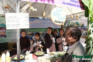 Liên hoan ẩm thực Quốc tế gây quỹ tại Hà Nội