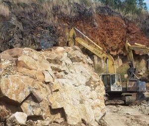 Gia Lai: Thâm nhập đại công trường 'đá tặc' lớn nhất huyện Chư Sê