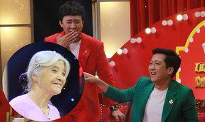 Liên tục chê Ngô Kiến Huy, thí sinh 75 tuổi khiến Trấn Thành – Trường Giang cười ngất