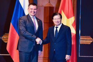 Việt - Nga khó đạt mục tiêu thương mại 10 tỷ USD năm 2020