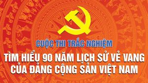 Nguyễn Hà Thanh giành giải Nhất cuộc thi tìm hiểu lịch sử Đảng tuần 15