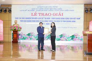 Cuộc thi tìm hiểu '90 năm - Vinh quang Đảng Cộng sản Việt Nam' là đợt sinh hoạt chính trị có sức lan tỏa sâu rộng nhất