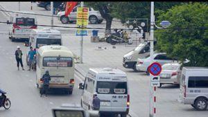 CSGT đề nghị xử nghiêm 'xe dù, bến cóc' tuyến Hà Nội - Quảng Ninh