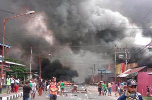 Phiến quân tấn công, hai binh sĩ Indonesia thiệt mạng