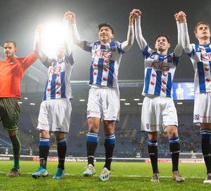 Báo Hà Lan: 'HLV CLB Heerenveen dùng Văn Hậu vì tài trợ'