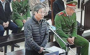 Xét xử vụ AVG: Cựu Bộ trưởng Nguyễn Bắc Son bị đề nghị mức án tử hình