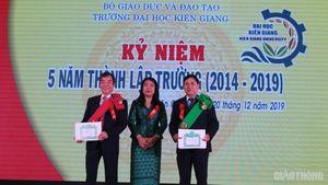 Trường Đại học Kiên Giang: Nơi đào tạo nguồn nhân lực chất lượng cao