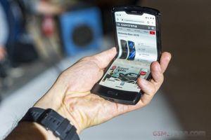 Motorola trì hoãn ngày ra mắt Razr vì nhu cầu cao của khách hàng