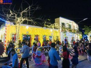 Đà Nẵng lung linh trước thềm Noel