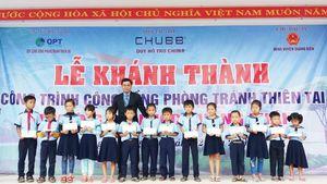 Chubb Life Việt Nam khánh thành trường tiểu học tại Thừa Thiên-Huế