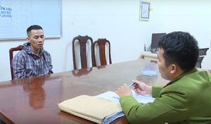 Con nghiện 'ôm' 1kg ma túy từ Thanh Hóa về Bắc Ninh bán kiếm lời