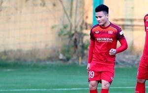 Quang Hải: Tôi không bị áp lực vì danh hiệu Cầu thủ hay nhất ĐNÁ
