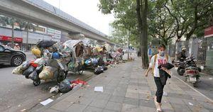 Nơi nào lãnh đạo hành động, nơi đó sẽ sạch rác