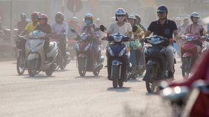 Khói xe máy và xu hướng dịch chuyển giao thông xanh