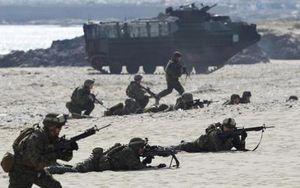 Báo động nhầm, lính Mỹ gần Triều Tiên hú hồn