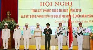 Công an tỉnh Quảng Ninh phấn đấu kiềm chế và giảm 5% tội phạm