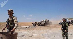 Quân đội Syria đẩy lùi 2 cuộc tấn công khủng bố ở Idlib