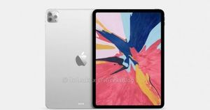 Ipad Pro 2020: Phiên bản phỏng to của Iphone 11 Pro Max