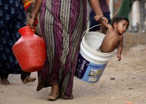 Khói mù độc hại, nước biển dâng - Trái Đất cầu cứu năm 2019