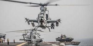 Mỹ bảo vệ Eo biển Hormuz như thế nào?