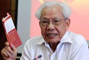 Bộ GD&ĐT sẽ đối thoại với GS Hồ Ngọc Đại về sách công nghệ giáo dục
