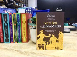Hai tác phẩm triết học độc đáo của Platon ra mắt độc giả Việt Nam